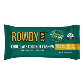 Chocolate Coconut Cashew Bar