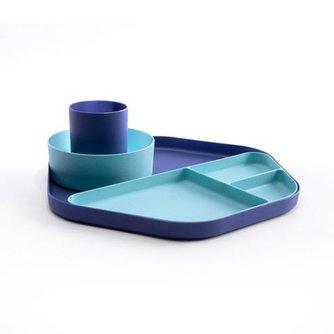 Plastic-Free Dinner Set