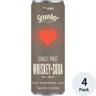 Single Malt Whiskey+Soda Highball