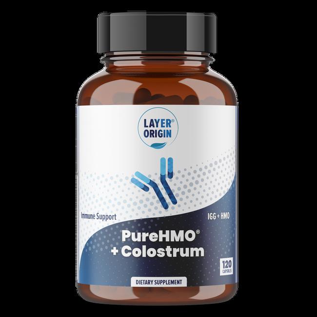 PureHMO® + Colostrum