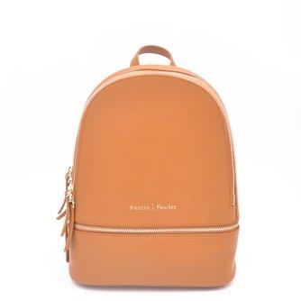 the sarah mini leather backpack