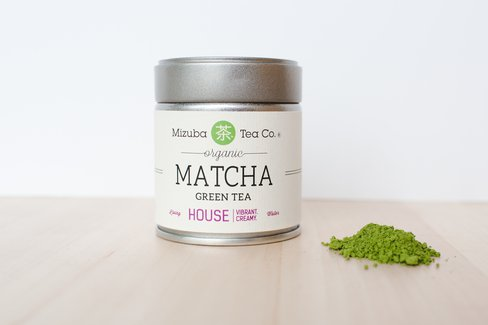 House Organic Mizuba Matcha