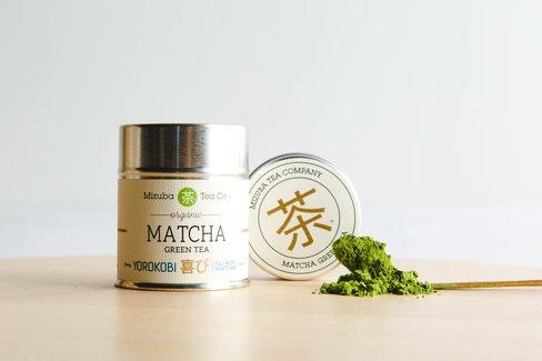 Yorokobi Organic Mizuba Matcha