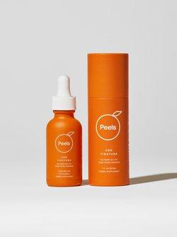 Peels | Citrus-Derived CBD Oil