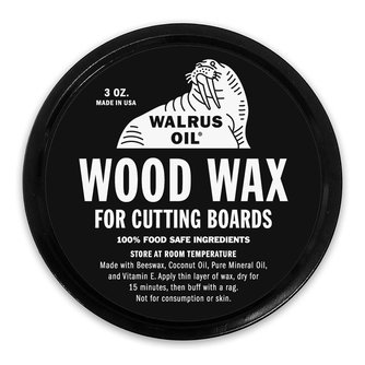 Cutting Board Wood Wax