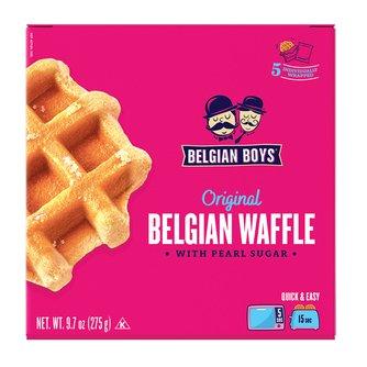 Original Belgian Waffle