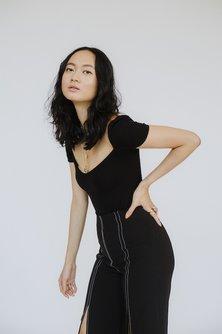 Betty Tee Body Suit