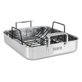 Roasting Pan & Non-Stick Rack