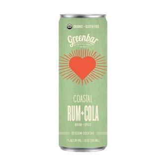 Rum+Cola Highball