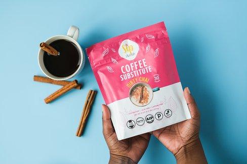 """Dirty Chai"" Coffee Substitute"