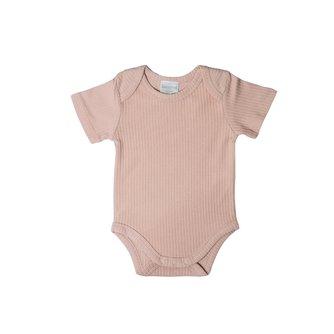 HoneyBug Organic Cotton Ribbed Bodysuit