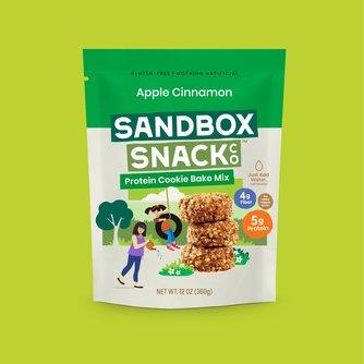 Sandbox Snack Co. - Apple Cinnamon Protein Cookie Mix