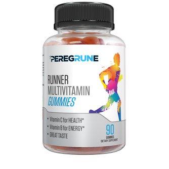PEREGRUNE Runner Multivitamin Gummy (Vegetarian)