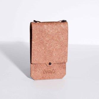 ZANJ phone purse with signature KARIBA strap