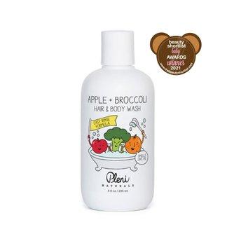 Apple + Broccoli Hair & Body Wash