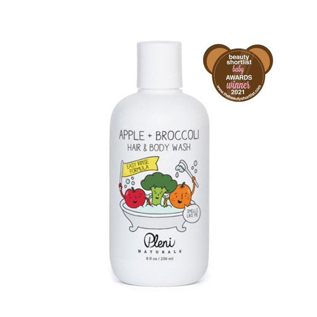 Pleni Apple Broccoli Hair and Body Wash