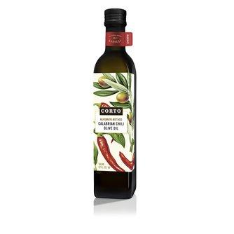 Corto's Agrumato-Method Calabrian Chili Olive Oil