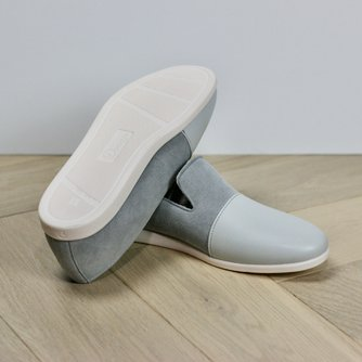 Blue / Grey House Loafers