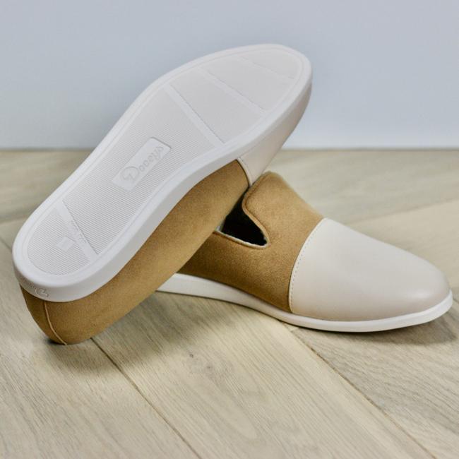 Blush / Cinnamon Loafers