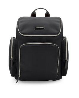The Francesca Backpack - in Black