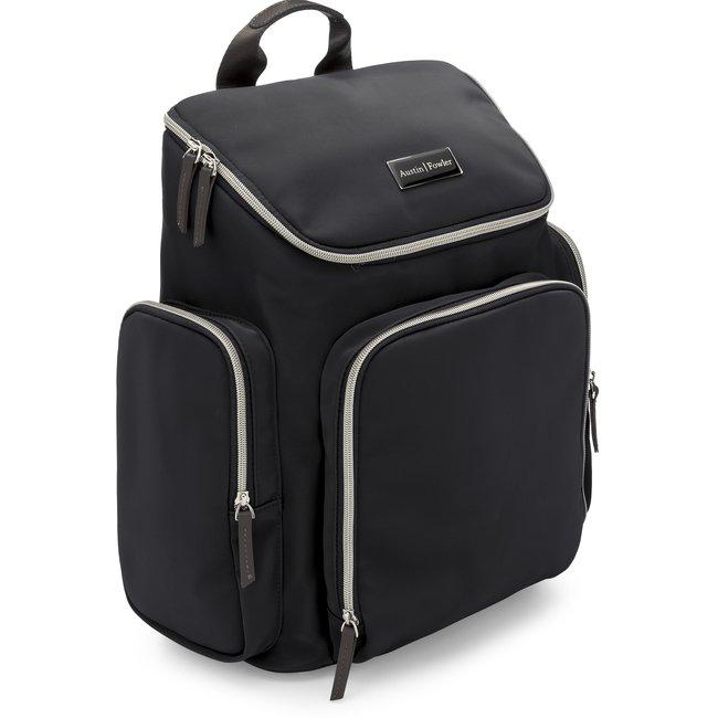 Austin   Fowler francesca black backpack2.jpg