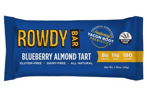 Blueberry Almond Tart Bar