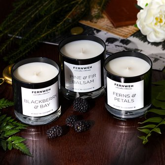 Cascadia Edition: Explore the Pacific Northwest Candle Gift Set