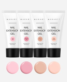 Cover Collection Poly Extension Gel Bundle