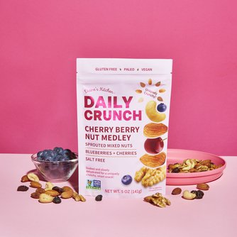 Cherry Berry Nut Medley Sprouted Nut Snacks
