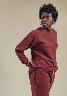 Rene Organic Cotton Jogger Sweatshirt