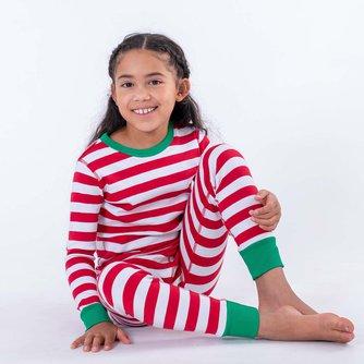 Gender Neutral Organic Kids Pajamas