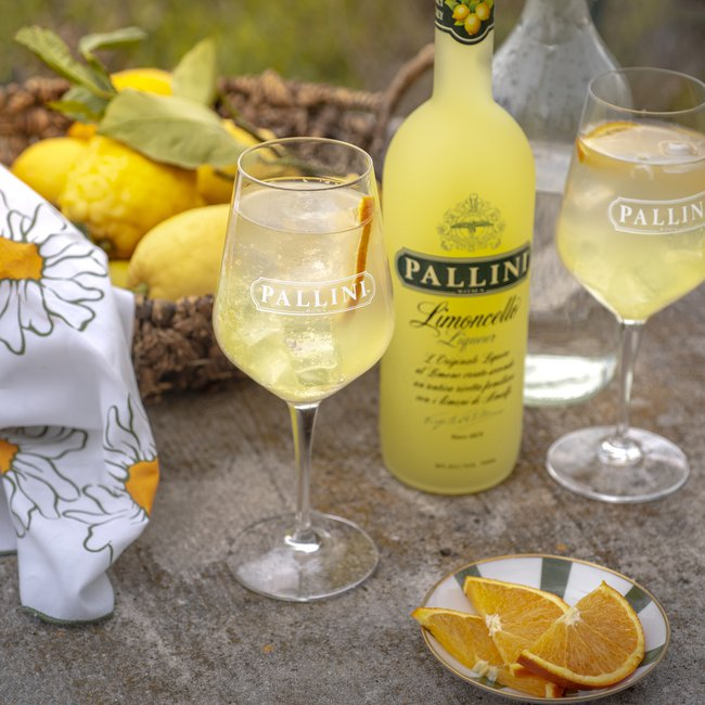Pallini Spritz & Bottle