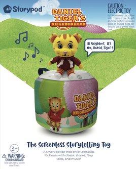 Storypod x PBS Kids: Daniel Tiger's Neighborhood Special Edition