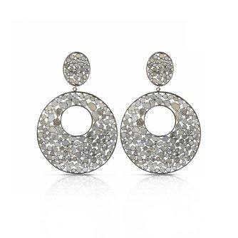 Disco Diamond Earrings