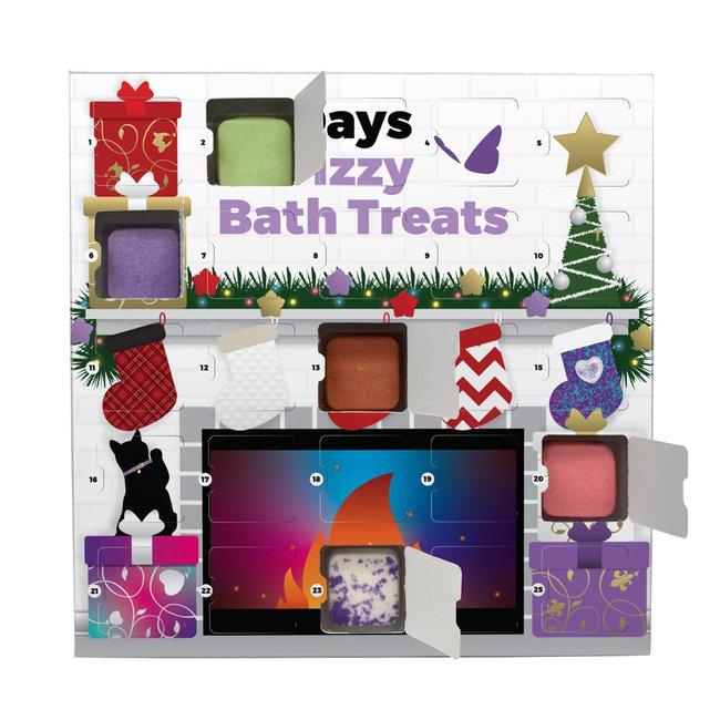 Enfusia Bath Bomb Advent Calendar