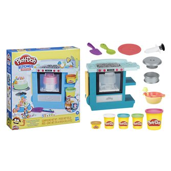 PLAY- DOH Rising Cake Oven Playset