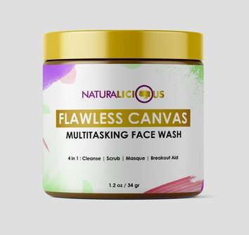 Flawless Canvas Face Masque