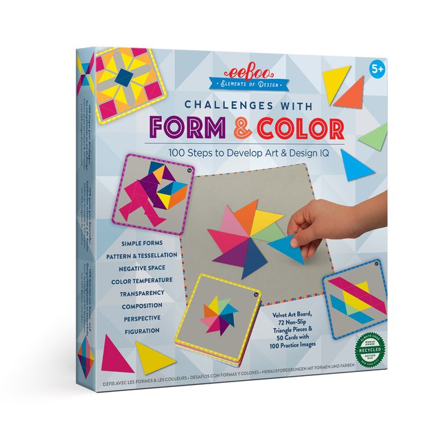 Challenges with Form & Color