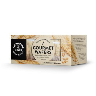 Gourmet Wafers