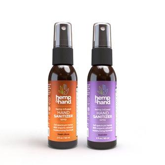 Hand Sanitizer Spray | Combo Pack | 2oz (2-Pack)