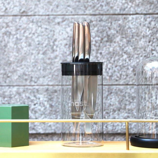 Hast high perfromance design knife-kitchen knife set-matte stainless set-grey.jpg