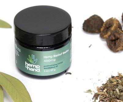 Hemp Relief Balm | 400 mg
