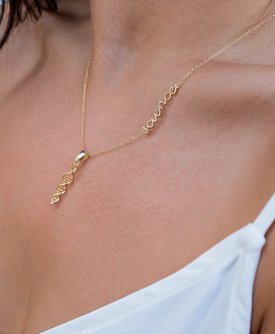 Limited Edition S-C-I-E-N-C-E Necklace