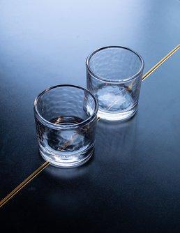 Double Rocks Glasses