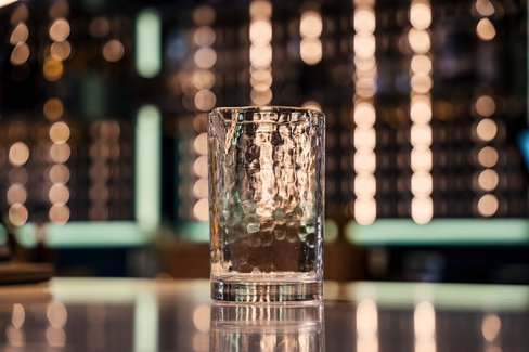 """Bull in China """"The Flagship"""" Mixing Glass"""