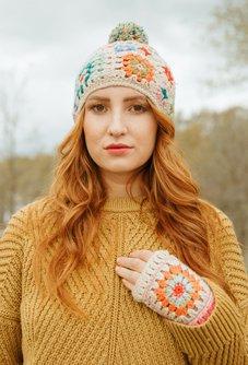 Woodstock Crochet Hat