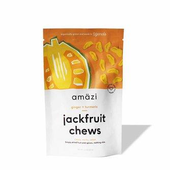 Ginger Turmeric Jackfruit Chews