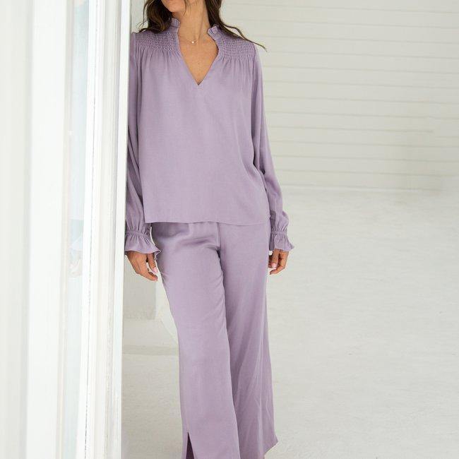 Long Sleeve Pant Set - Dusty Lavender.jpg