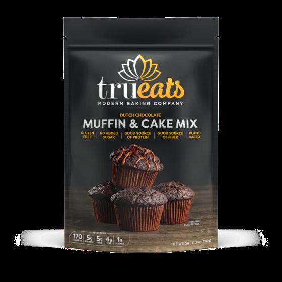 TruEats Dutch Chocolate Muffin & Cake Mix