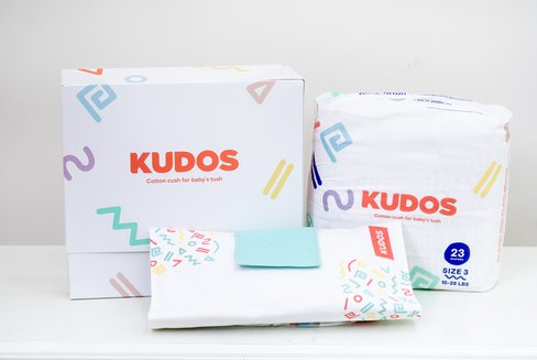 Kudos Disposable Baby Diapers